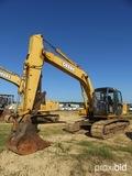 2006 John Deere 160C LC Excavator, erops, standard stick, 36 inch bucket w/