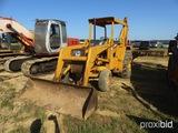 Deere 310AD Backhoe, orops, s/n 384471T