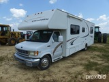 2001 Chateau RV with Ford E450