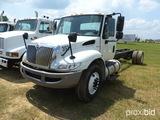 2014 International Pro Star, maxi force engine, automatic trans, 11R22.5 ti