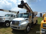 2005 Altec TA45S-L55 Bucket Truck, automatic, Altec Body 41', reach DT466,