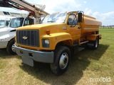 1993 Chevy Kodiak Fuel Truck, 9950 miles on meter, Cat 3116 Diesel, automat