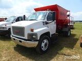 2006 GMC C7500 Asphalt Truck, vin 1GDM7C13X6F421250, S/A Asphalt Patch Truc