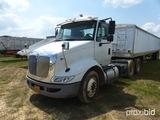2004 International Truck Tractor, twin screw, daycab, 8600 series, SMX 385