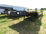25 Ton McClendon Trailer with Ramps