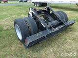 Flip Axle for Trail King Trailer, 4th axle, lo pro 22.5 tires, vin 1TKJ0523