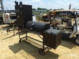 New Blackrock BBQ Grill-Smoker