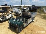 Club Car Turf 2 Utility Cart, s/n 445111