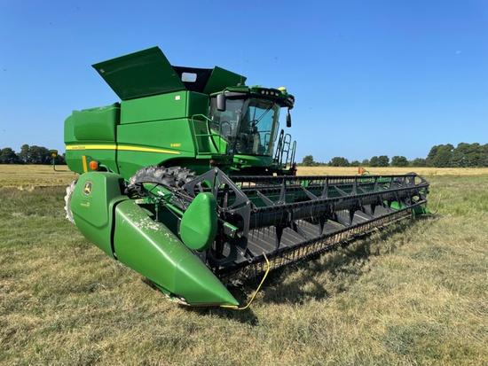 HRH Grain Farms Retirement
