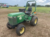 John Deere 756 Tractor