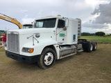 2000 Freightliner Tractor Truck with Sleeper