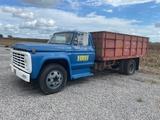 Ford Bob Truck