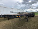Fontaine Flatbed Trailer