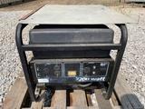 Dayton 7200 Watt Generator single phase 220/110, 13 hp honda engine,, electric start