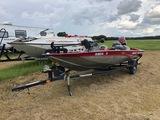2011 Bass Tracker Pro Team 175TXW Boat