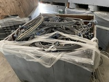 Pallet of Cable locks and tie downs