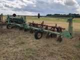 John Deere 3 Point Hipper, 24Ft. with Markers