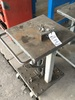 METAL ROLLING TABLE