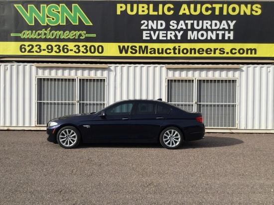 2012 BMW 528i SDN