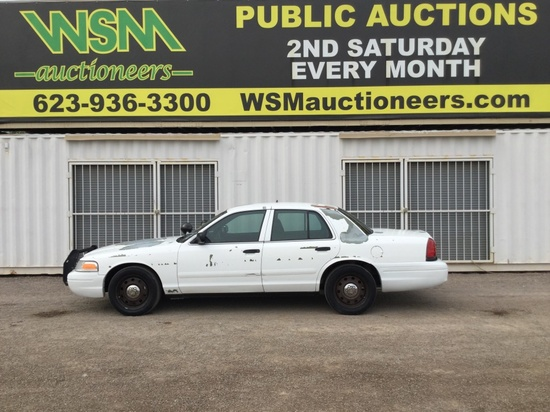 2007 Ford Crown Victoria SDN
