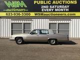 1990 Cadillac Brougham SDN