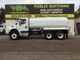 2013 Freightliner 4000 Gal Water Truck