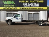 2001 Ford F-550 C/C
