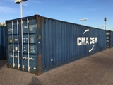 40FT STANDARD STORAGE CONTAINER