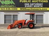 Kubota L3200 Loader Tractor