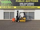 Yale ERP030TFN36SE094 Electric Forklift