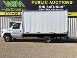 1998 Ford E-350 Box Truck