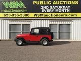 1989 Jeep Wrangler SUV