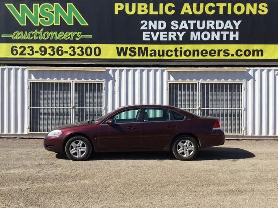 2007 Chevrolet Impala SDN