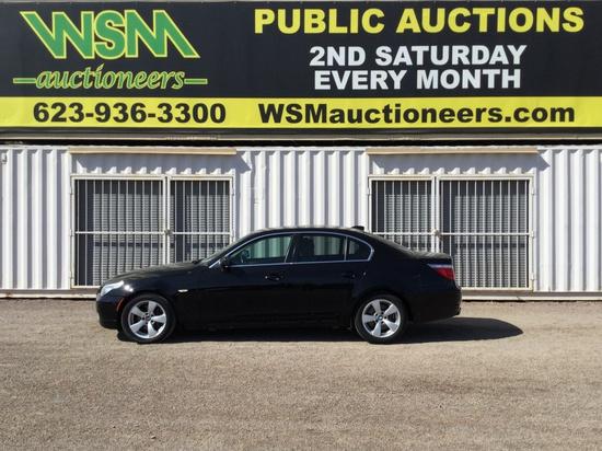 2008 BMW 528i SDN