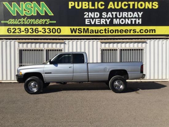 1995 Dodge Ram 2500 P/U