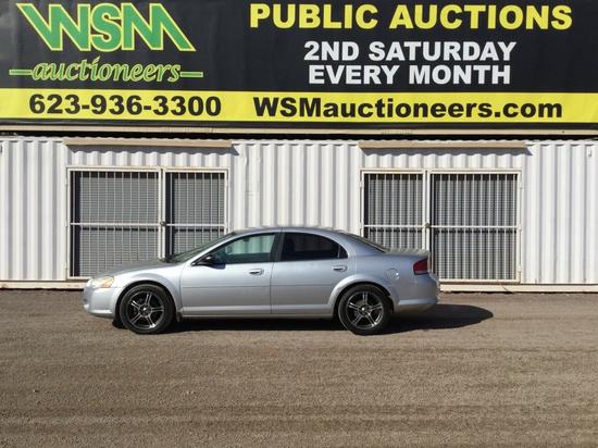 2004 Chrysler Sebring SDN