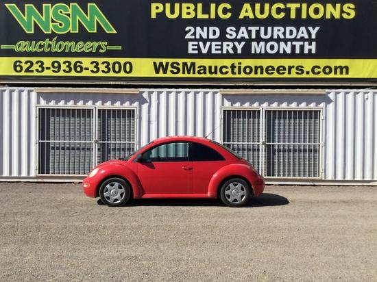 1998 Volkswagen Beetle SDN