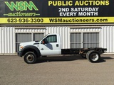 2011 Ford F-550 C/C