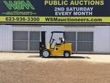 1991 Clark GPX30 4000LBS Capacity Forklift