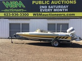 1989 TI CD21 21ft Boat On Trailer