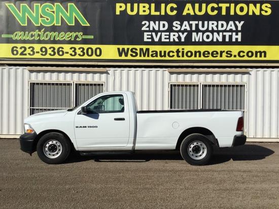 2012 Dodge Ram 1500 P/U