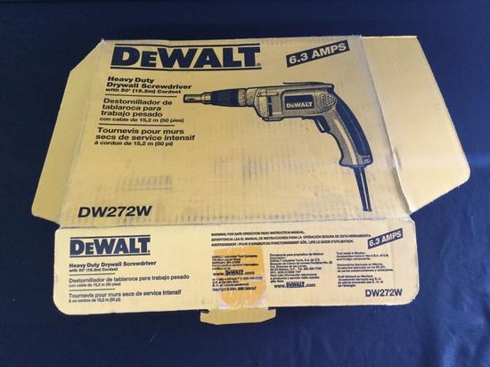 DEWALT DRYWALL SCREWGUN