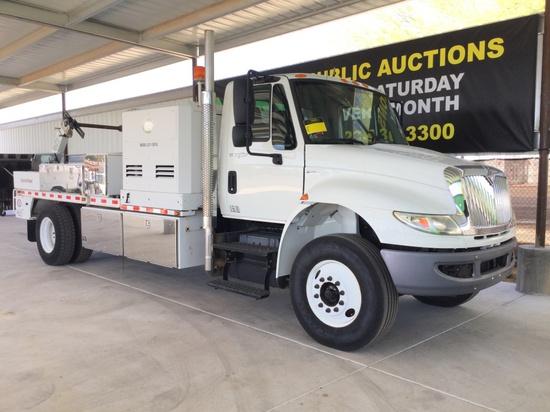 Virtual Public Vehicle & Equipment Auction