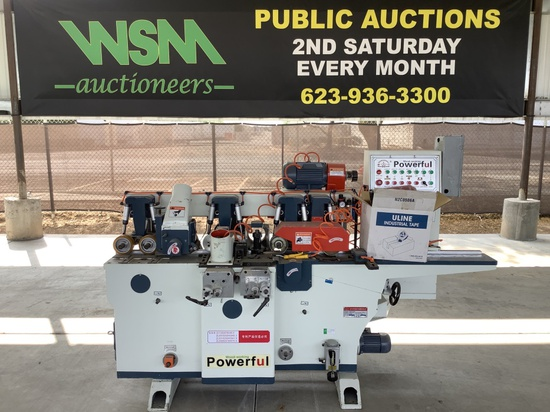 WSM Timed Auction (Online Only)