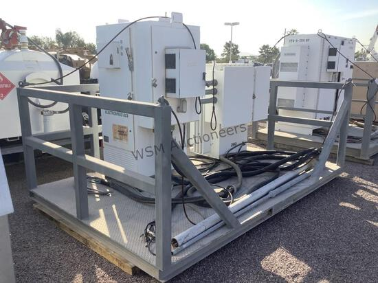 SKID MOUNTED ELECTRICAL CONTROL STATION