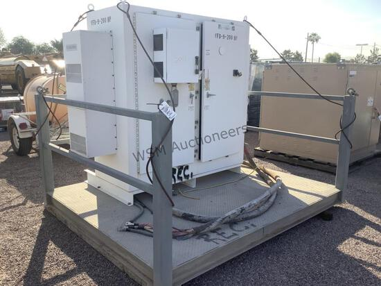 SKID MOUNTED ELECTRICAL CONTROL UNIT