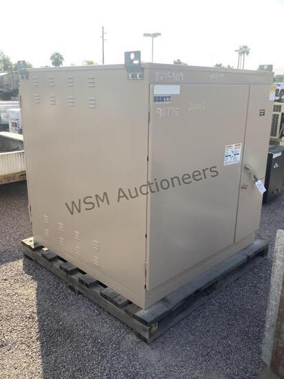 SCOTT ENGINEERING PAD MOUNT ELECTRICAL BOX