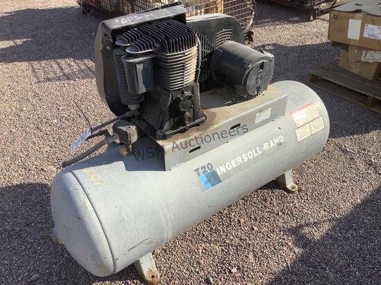 INGERSOLL RAND T20 AIR COMPRESSOR