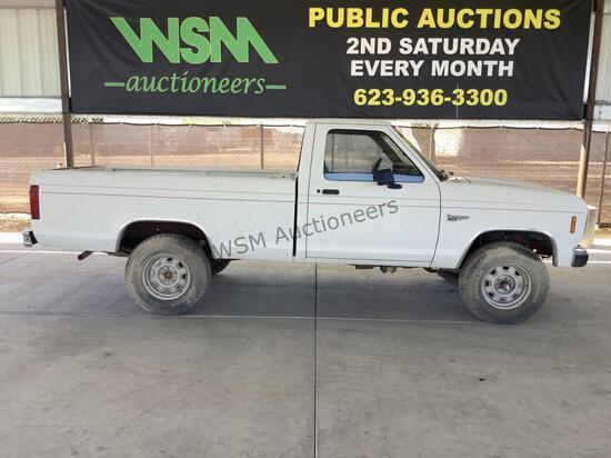 1988 Ford Ranger P/U