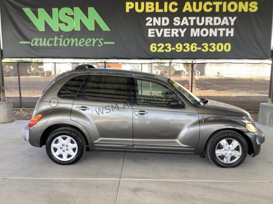 2002 Chrysler PT Cruiser SDN
